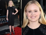 Alison Pill In Kevan Hall – HBO's 'The Newsroom' Premiere