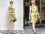 Jason Wu in which Michelle Williams – CBS This Morning