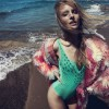Lensed by Dimitris Skoulos Natalia Uliasz Sizzles For Elle Greece June 2012