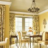 Best Yellow Dining Room Design