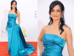 Archie Panjabi In Randi Rahm – 2012 Emmy Awards
