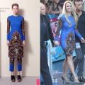 Britney Spears Dressed In Stella McCartney Appeared in X Factor Season Premiere