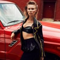 Britt Maren is Sporty the Lens of Hasse Nielsen in Cover Magazine