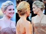 Kate Hudson's 'Venetian Goddess' Declares the Venice Film Festival Hair