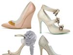 Beautiful Colorful and Elegant Wedding Shoes