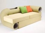 Cat Tunnel Sofa: Smart Space-Saving Hybrid Furniture