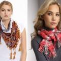 Women Head Scarves Stylish Accessories
