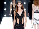 Milan Fashion Week: Roberto Cavalli Spring Summer 2013 Collection
