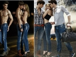 Skinny and Colorful Jeans 2012 for Women