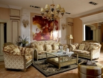European Living Room Design
