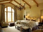 Glamorous Spanish Bedroom