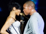 Rihanna and Chris Brown, not together