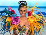 Miss Universe 2012, Brazil, Albania, Angola, Argentina, Aruba