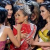 Miss USA 2012 Receive Congratulation