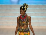 Miss Universe 2012 Ghana, Greece, Guatemala, Guam, Guyan