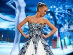 Miss Universe 2012 Slovak Republic, Spain, Sri Lanka, St. Lucia, Switzerland