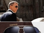 James Bond Uses Tom Ford Sunglasses during Skyfall