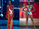 Miss Angola Competing Miss Universe 2012