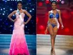 Miss Nigeria Competing Miss Universe 2012
