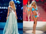 Miss Paraguay Competing Miss Universe 2012