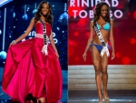Miss Trinidad and Tobago Competing Miss Universe 2012