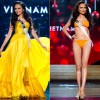 Miss Vietnam Competing Miss Universe 2012