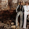 Roberto Cavalli Resort 2013 Models