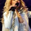 Holiday Eye Makeup Makes Look Hot, Courteousness of Singer Rita Ora
