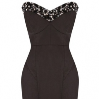 Embellished bustier, Sequin, Embellished prom Christmas dress