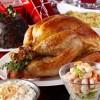 Christmas dinner for Classic family