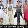 2013 Antonio Berardi Spring