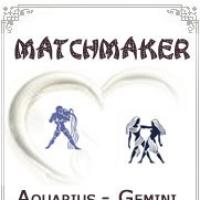 Aquarius to Gemini Horoscope Compatibility