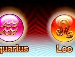 Aquarius to Leo Horoscope Compatibility