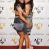 CHERYL BURKE and KELLY MONACO in Las Vegas
