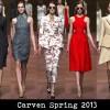 Spring Carven 2013