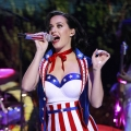 KATY PERRY Performs at Kid's Inaugural Concert