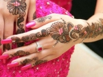 Mehndi Designs For Brides And Girls 2013