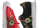 Chinese Year of the snake sneakers Loving Adidas