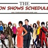 Fashion Shows Schedule 2013