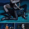 Kate Moss Starts Ad Campaign for Joan, Daria Versace Spring 2013