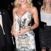 Booby Katherine Jenkins and other Celebs attend the party in Los Angeles