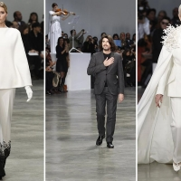 Stéphane Rolland: master class in haute couture volumes