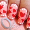 Amazing Valentine Day 2013 Nails Designs