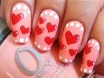 Amazing Valentine Day 2013 Nails Designs