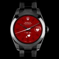 Rolex Valentine Day 2013 Watches