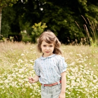 Chloe Spring Summer 2013 Kidswear Collection