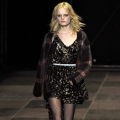 Paris Fashion Week Saint Laurent Fall 2013