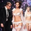 Guy gawps at boobs during Wedding Catwalk Show
