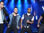 Blue at The Big Reunion on ITV2