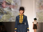 Moscow Fall/Winter Collection 2013 by Marina Makaron